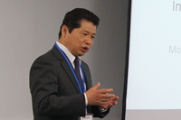 Satoshi Amako, Professor, Graduate School of Asia-Pacific Studies and Global COE Leader, Waseda University