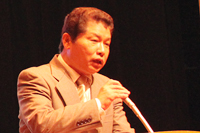 Satoshi Amako (GIARI Project Leader; Professor, Graduate School of Asia-Pacific Studies, Waseda University)