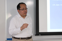 GIARI Lecture by Dr. LIM Tai Wei (Assistant Professor at the Chinese University of Hong Kong)